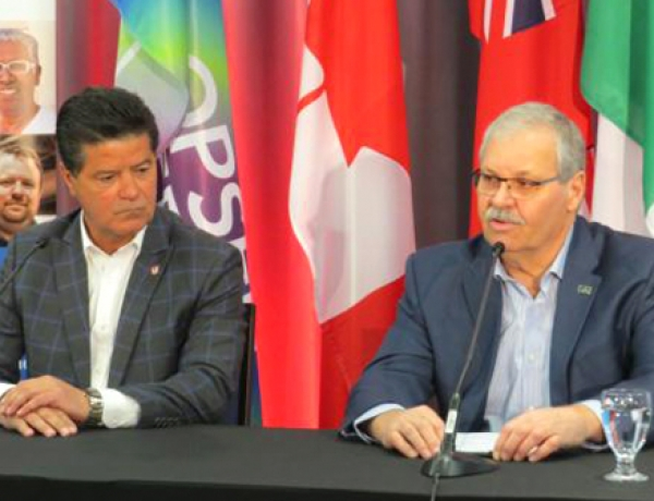 OPSEU & Unifor members to Ford government: 'We're ready to ramp up the fight'