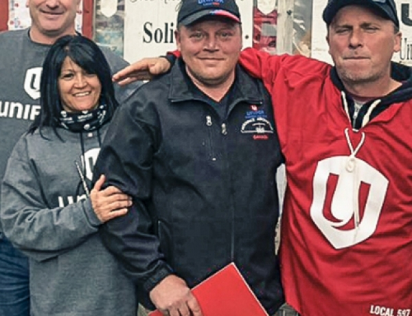 Unifor says D-J Composites has agreed to binding arbitration