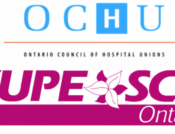 "Order waiving contract protections for hospital staff is ""unnecessary, disrespectful and coercive"": OCHU"