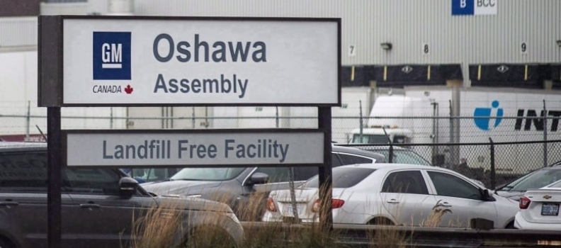 GM Oshawa plant will now produce millions of masks following worker mobilization: CUPE Ontario